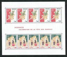 Monaco blok 19 postfris