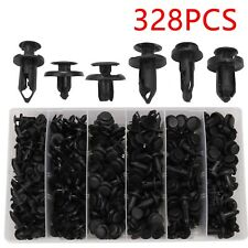 328 Clip Trim Bumper Fender Liner Push Type Retainer Assortment For Toyota Honda