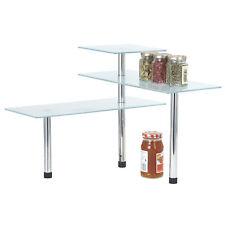 eckregale aus glas g nstig kaufen ebay. Black Bedroom Furniture Sets. Home Design Ideas
