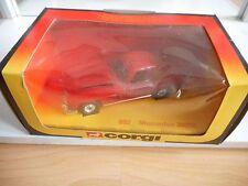 Corgi 802 Mercedes 300 SL in Red in Box