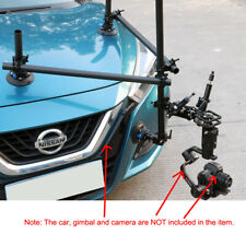 Shock Absorber Arm with 2 Hyraulic Dampers Car Holder Mount For DJI RONIN RS2 S