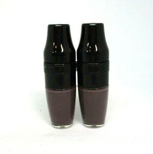 Lot of 2 Lancome Matte shaker lip gloss ~ Grey Charles 503 ~ 0.20 oz x 2