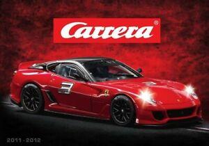 Carrera D124 Ferrari 599 slot car body only