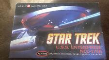 Polar Lights 803M Star Trek USS Enterprise NCC-1701 Scale Plastic Model Kit