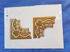 Anna Griffin All Four Corners Cut and Emboss Die Set Heart Design