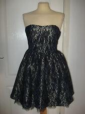 Lace Bandeau Ballgowns for Women