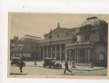 Montevideo Teatro Solis Uruguay Vintage Postcard 115b