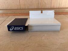 ASICS Rare VINTAGE Metal Shoe Shelf Shelves Display for Slat Walls