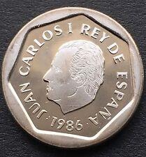 ESPAÑA: 200 pesetas 1986 S/C
