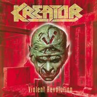 "KREATOR ""VIOLENT REVOLUTION"" CD NEW!!!"