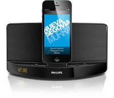 Philips iPod/ iPhone/  Speaker Dock  with clock Model AD305/37