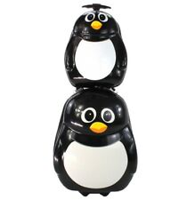 Maleta y mochila para niños niñas infantil trolley equipaje bolso pinguino