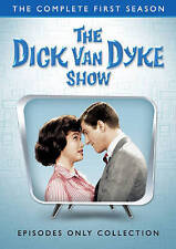 DICK VAN DYKE SHOW(COMPLETE FIRST SEASON)(BRAND NEW 5 DISC SET) 30 EPISODES(DVD)
