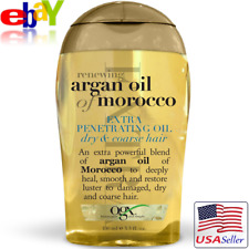 OGX  Renewing Moroccan Argan Oil Extra Strength Penetrating Oil for Dry Coarse