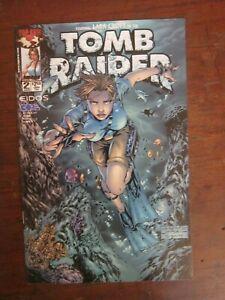 Tomb Raider #2 - Lara Croft - video game character - Top Cow, Image