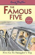 Five go to Smuggler's Top by Enid Blyton (Paperback, 1997)