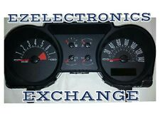 2004 2005 Ford Mustang Instrument Cer Exchange 5r3310849gc 6 Gauge Sdo