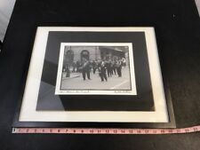 Luke Fontana / New Orleans & her Jazz Funeral Marching Bands 1980  Signed