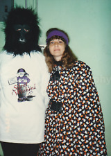Abominable Snowman Woman Found Photo Color Free Shipping Gorilla Ape Girl 82 25