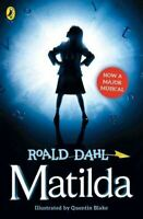 Dahl, Roald, Matilda (Theatre Tie-in), Like New, Paperback