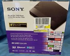 Sony Blu‑ray Disc / DVD Player BDP‑S6700 NEW!