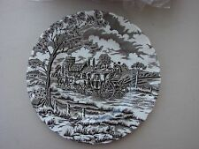 Royal Mail Fine Staffordshire Ironstone Small Bread Plate - Made in England