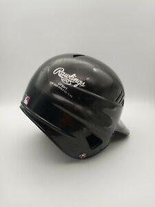 Rawlings CoolFlo Black CFBH1 Baseball Batting Helmet Youth 6 1/2 -7 1/2
