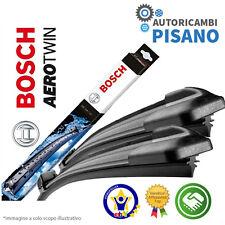 AM466S KIT COPPIA SPAZZOLE ANTERIORI AEROTWIN BOSCH FIAT GRANDE PUNTO 3397007466