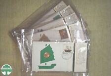 LOT OF 5- 1973 SINGAPORE FIRST DAY COVERS WITH INFO CARDS - 99 COIN CO.