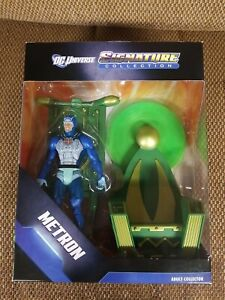 DCUC DC Universe Classics Signature Collection New Gods METRON with Mobius Chair