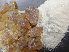400gm Ground POWDERED Pine Resin Colophony Gum Rosin Bee Wax Wrap Beeswax