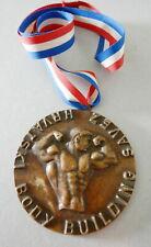 CROATIAN BODYBUILDING FEDERATION - medal