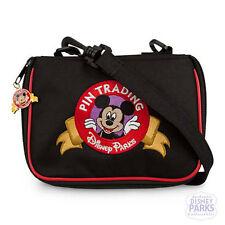 Disney Parks Pin Trading Logo Original Small Pin Bag Album