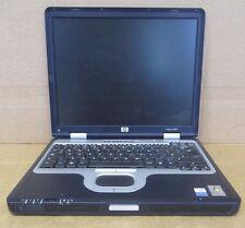 "HP Compaq NC6000 14.1"" Spares & Repairs No DVD Cover No Ram/ HDD Win XP Pro COA"