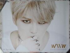 Kim Jae Joong Vol. 1 WWW Korean Promo Poster (TVXQ JYJ)