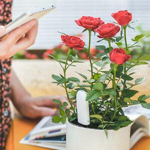 Plant Monitor, Xiaomi Smart Plant Tracker Soil Moisture Meter Tester Sensor Care