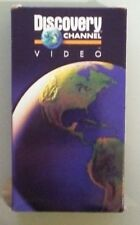 discovery channel  HOW ANIMALS DO THAT      VHS VIDEOTAPE