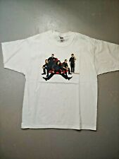Weird Al Yankovic T-shirt Touring With Scissors Canadian Tour 1999 Sz Large VTG