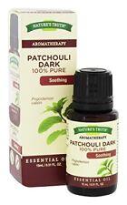 Natures Truth 100% Pure Essential Oil Patchouli Dark 0.51oz Each