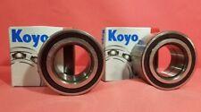 Koyo 2 Front Wheel Bearing 92-05 Honda Civic 94-01 Acura Integra with Abs Japan (Fits: Acura Integra)