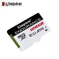 Kingston High Endurance 128GB MicroSD SDXC UHS-I Speicherkarte für Autokamera