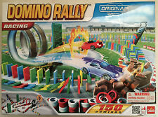 DOMINO RALLY RACING ORIGINAL GAME 2011 GOLIATH