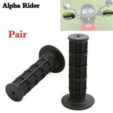 "For Honda Yamaha Handle Grips Z50 CT70 Trail Minitrail 7/8"" Handlebar MT ST XL X"