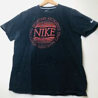 Vintage NIKE T-shirt! Sporting Excellence 1972 Logo See Details In Photos XL