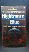 Nightmare Blue: Dozois & Effinger. 1975 Berkley Book. E-92