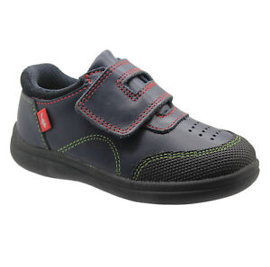 Chipmunks Girls Paige Kids Infants//Junior Smart Leather School Slip On Shoes