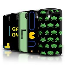 STUFF4 Back Case/Cover/Skin for HTC Desire G7/Retro Arcade Games