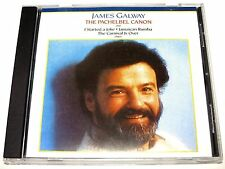 cd-album, James Galway - The Pachelbel Canon And Others, 13 Tracks, Australia