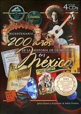 Bicentenario: 200 Años de la Historia de la Música en México by Various Artists