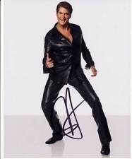 Knight Rider Baywatch Still Standing Autograph Autogramm David Hasselhoff